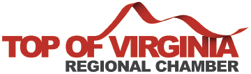 Top of virginia logo